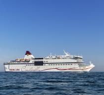 Viking Line varslar på Cinderella