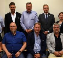 Ny styrelse i Sjöbefälsföreningen vald